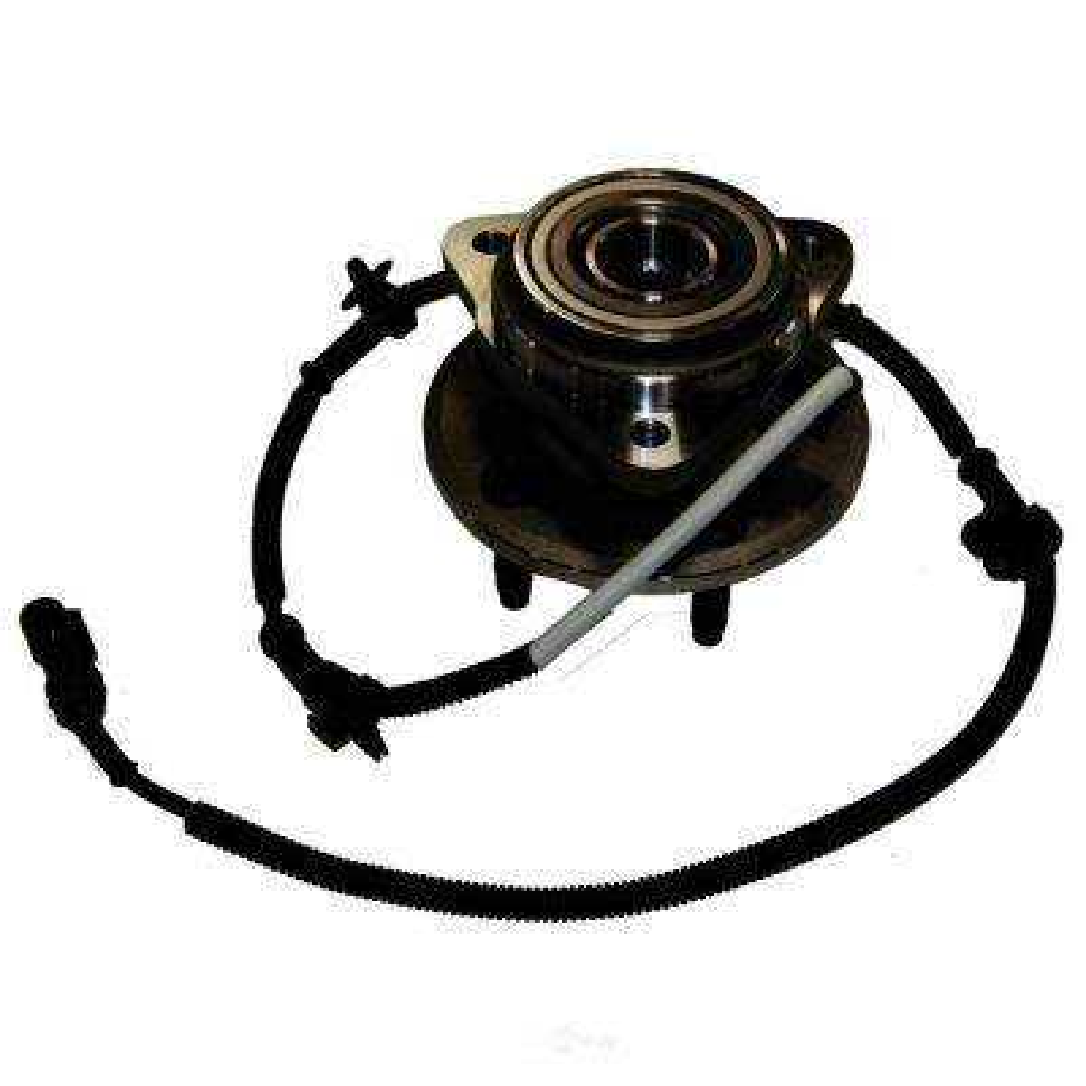 Wheel Bearing & Hub Assembly - Front