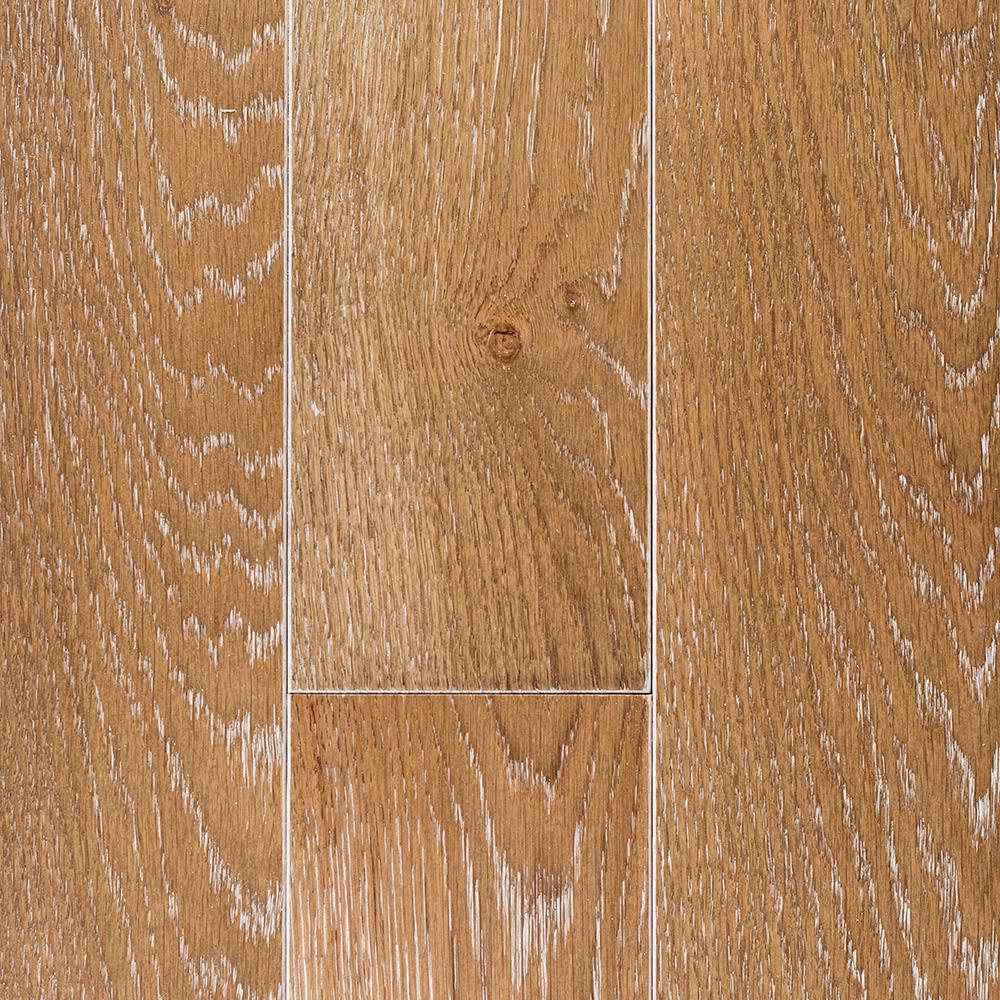 Heritage Mill Oak Merlot 1 2 In Thick X 5 In Wide X