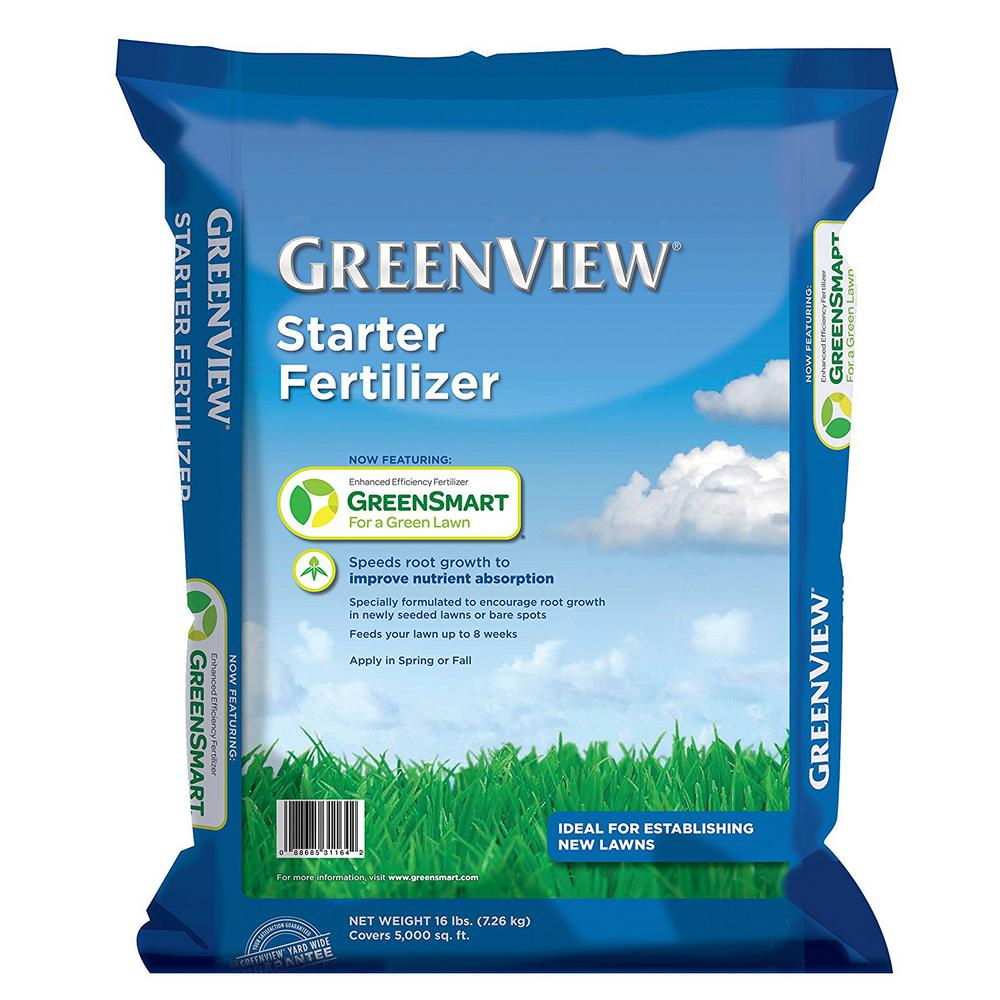 16 lbs. Starter Fertilizer