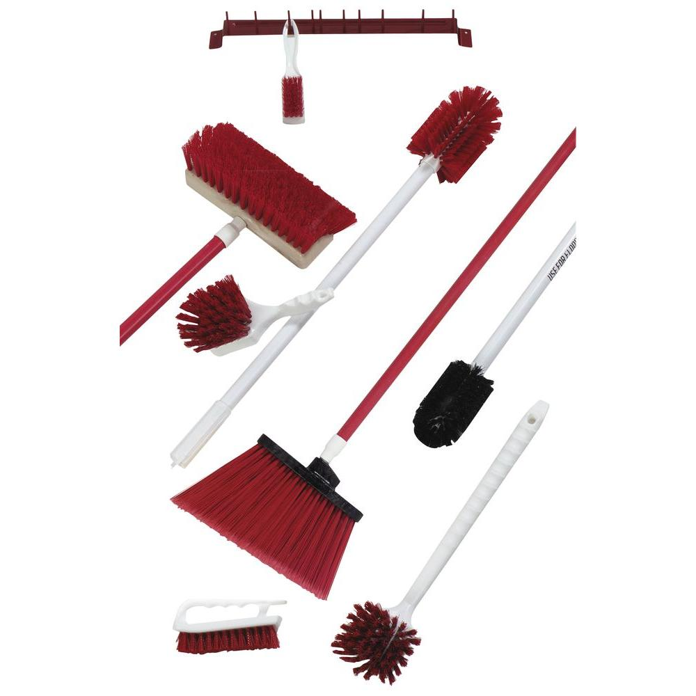 Meat Dept. Supermarket Complete Kit Cleaning Tools