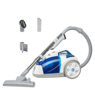 Bagless Canister Vacuum Cleaner