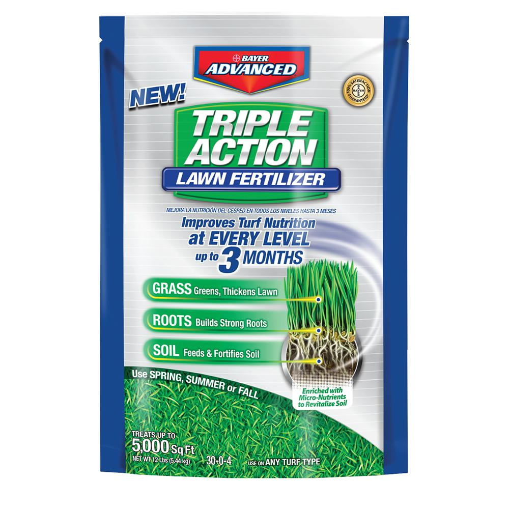 12 lb. 5M Triple Action Lawn Fertilizer