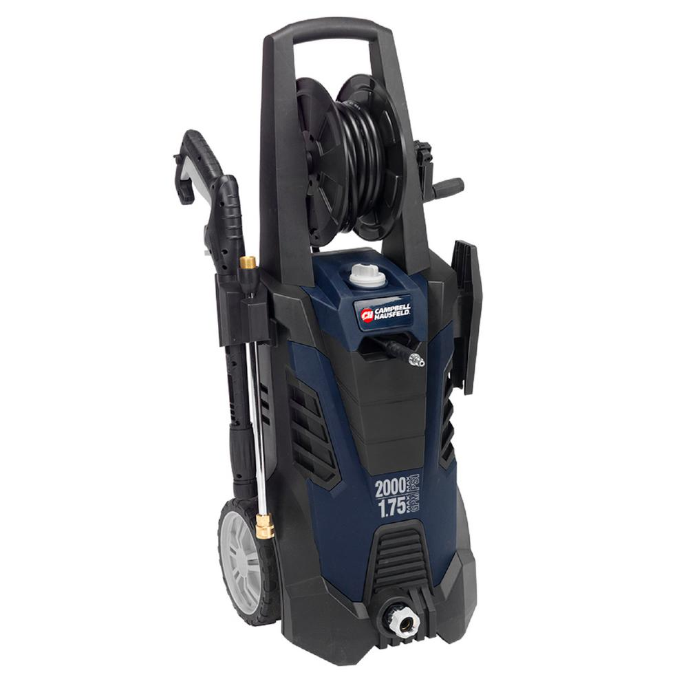 2000 PSI 1.75 Max GPM, Electric Pressure Washer
