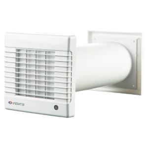 Vents Ma Series 6 In Duct 158 Cfm Wall Through Garage Ventilation Kit Vents Gk 150 Ma The