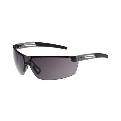 Safety Glasses Guard Smoke Lens with Case