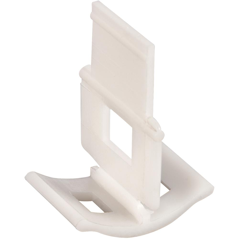 QEP Lash Part A Tile Leveling, Aligning and Spacer Clips (96-Pack ...