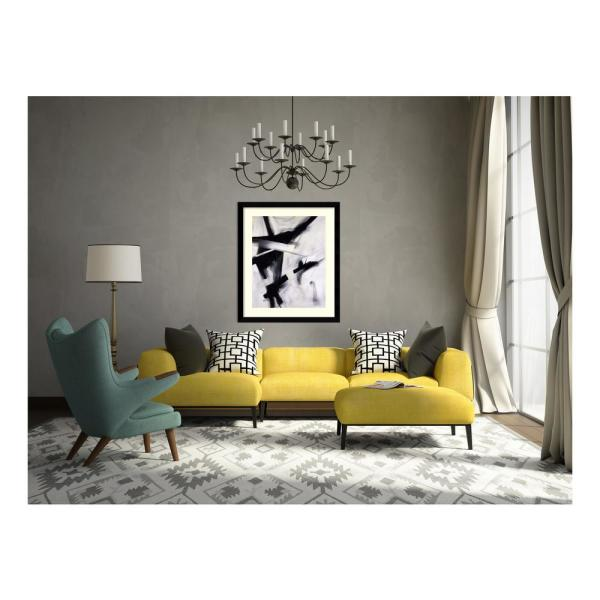 Amanti Art 33 In H X 39 In W Black And White By Eva Carter