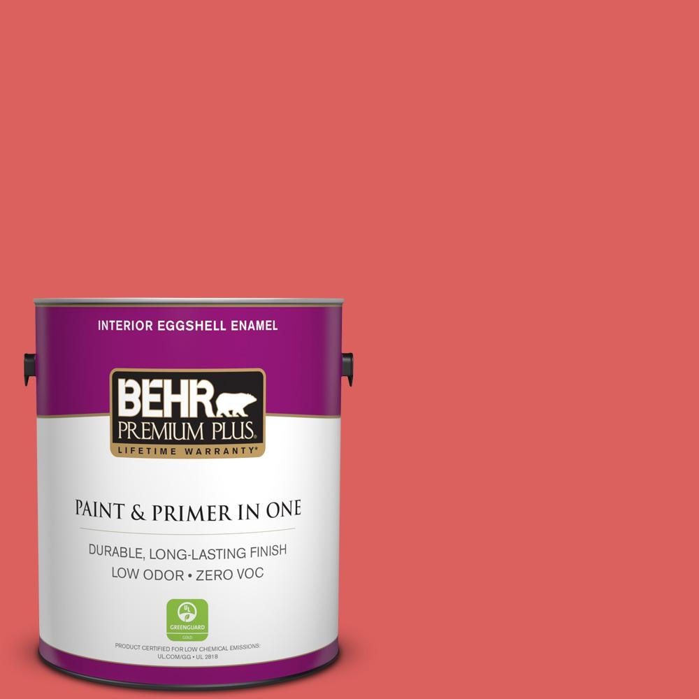 BEHR Premium Plus 1-gal. #P170-5 Roulette Eggshell Enamel Interior Paint