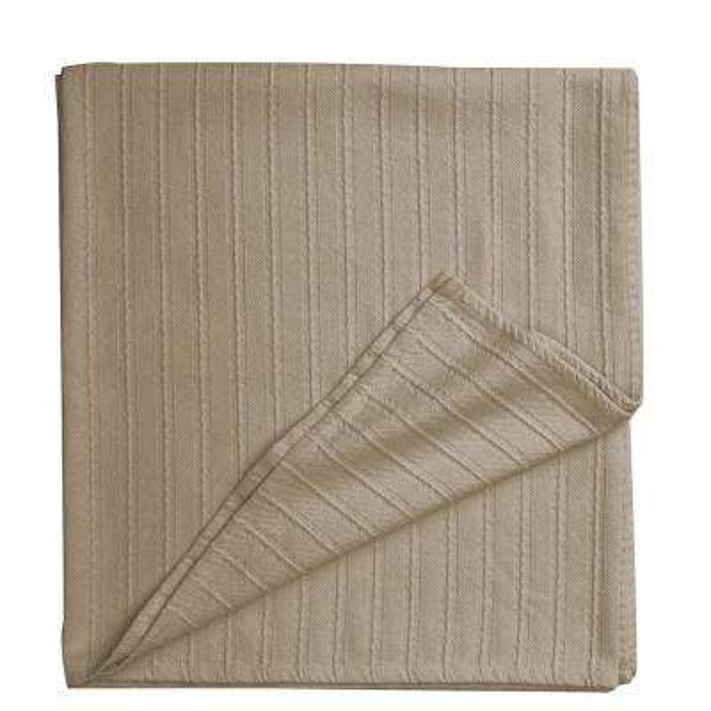 Legends Cobblestone Egyptian Cotton Queen Blanket