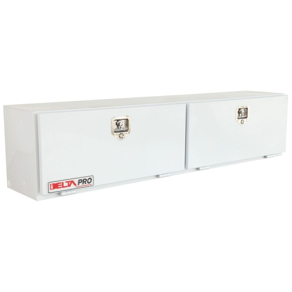 72 in. 2-Door Steel Topsides Truck Box