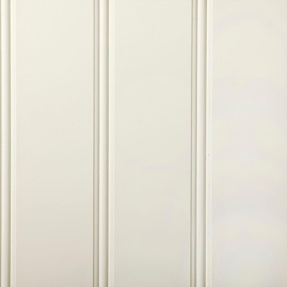 Ultra True Bead 32 sq. ft. MDF Paneling