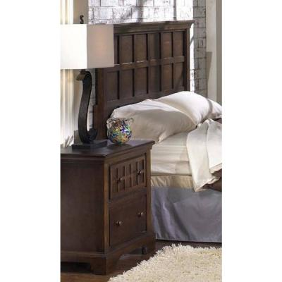 Casual Traditions Walnut Queen Headboard