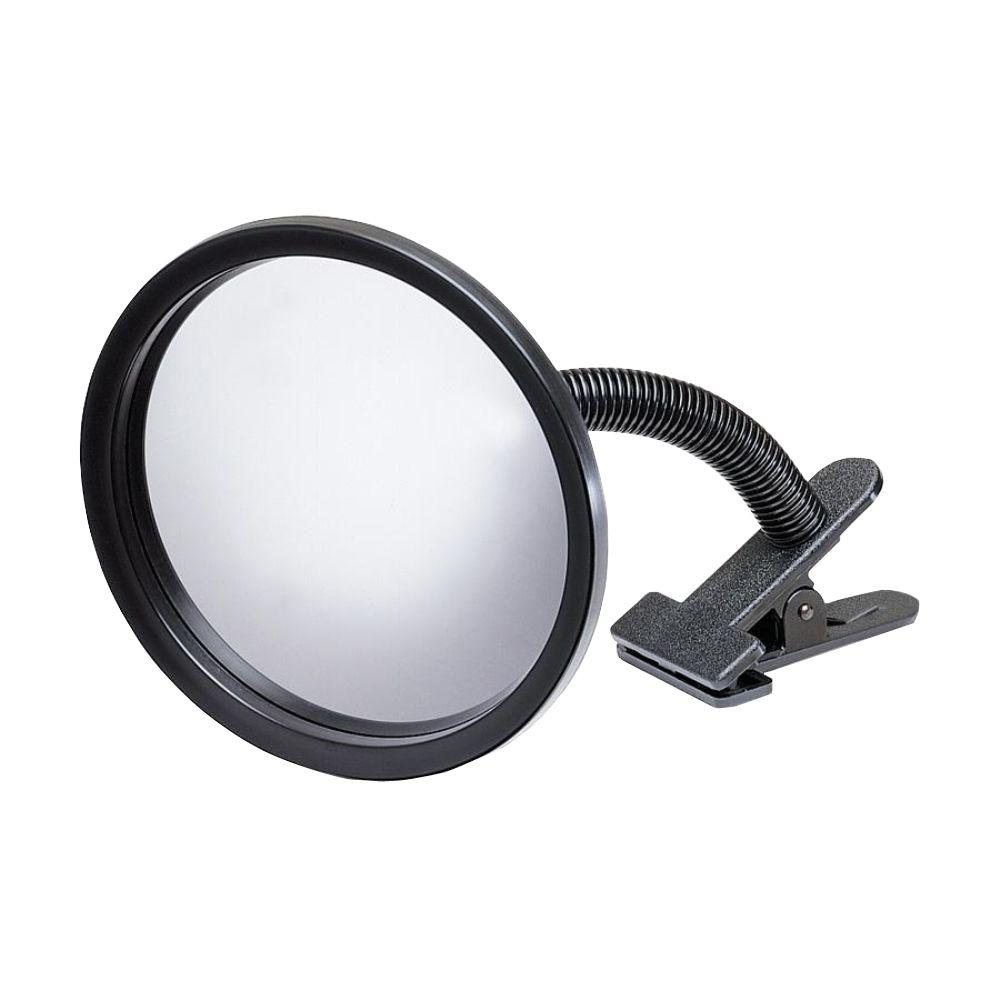 See All Portable Clip On Convex Mirror Seeicu7 The Home Depot