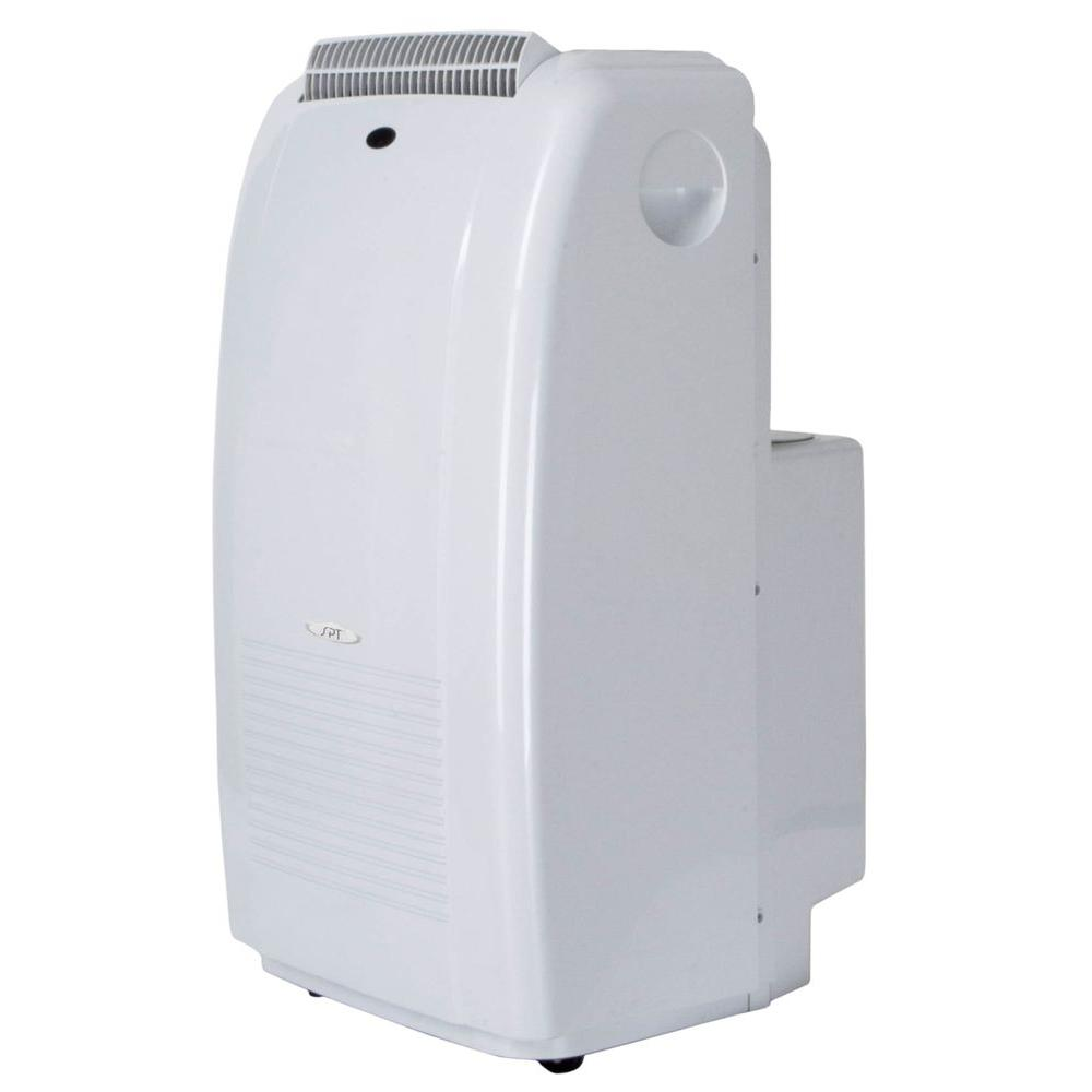 SPT 11,000 BTU Portable Air Conditioner with Dehumidifier and Remote
