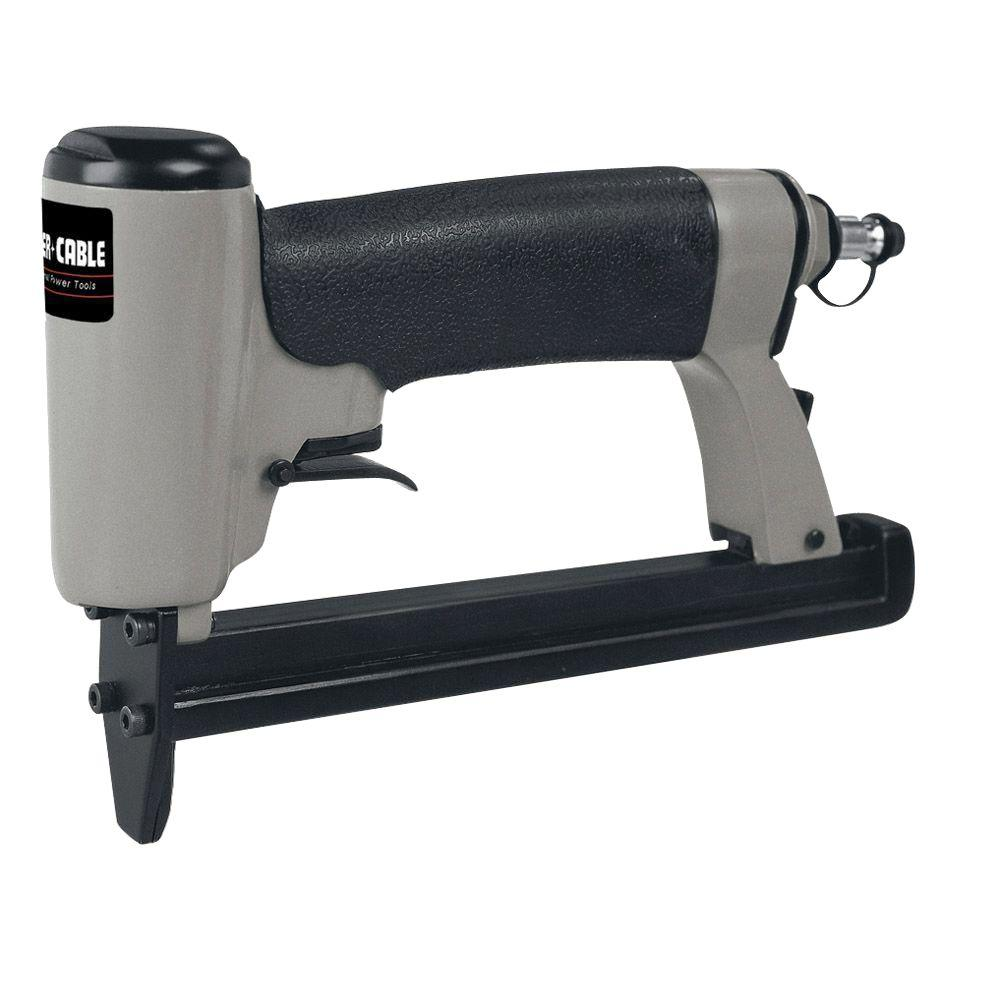 Porter Cable 22 Gauge Pneumatic 3 8 In Upholstery Stapler Us58