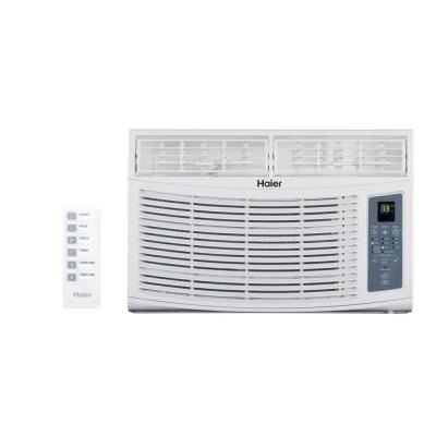 6,000 BTU ENERGY STAR Window Air Conditioner with Remote