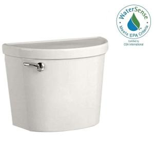 American Standard Champion 4 Max 1.28 GPF Single Flush Toilet Tank Only in White by American Standard