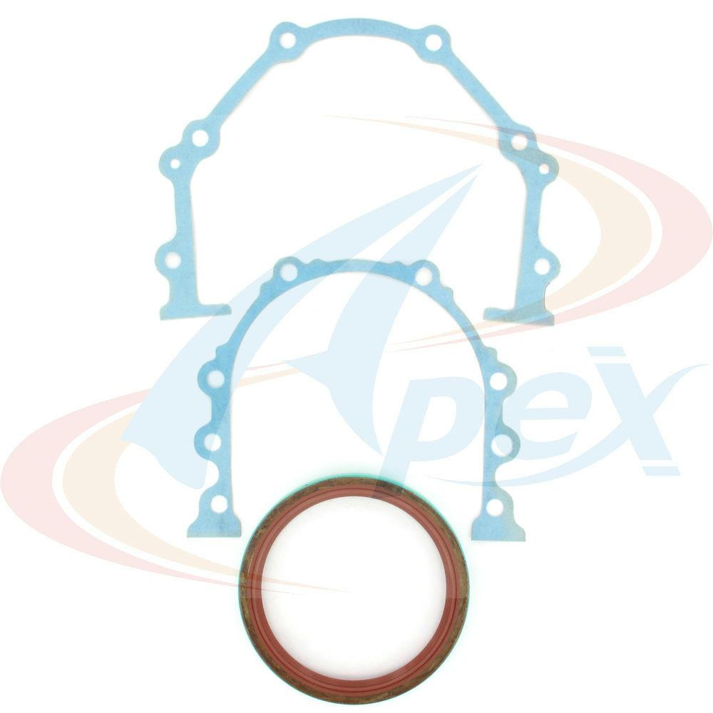 Engine Cylinder Head Gasket Fits 1994 2000 Toyota Camry: Apex Rear Engine Main Bearing Gasket Set Fits 1994-2007