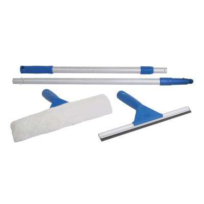 All Purpose Window Cleaning Combo Kit