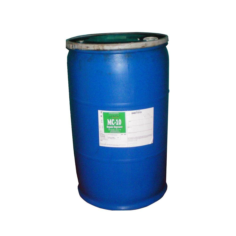 ACTION ORGANIC 1-55 Gal. Drum Organic All-Purpose Cleaner and Degreaser (at 50% Concentrate)