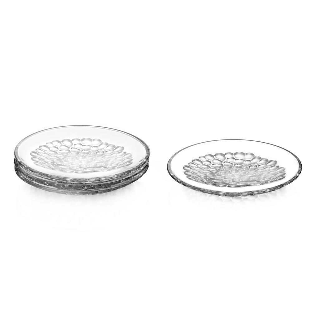 Orrefors Pearl Dessert Plate (Set of 4) 6719788