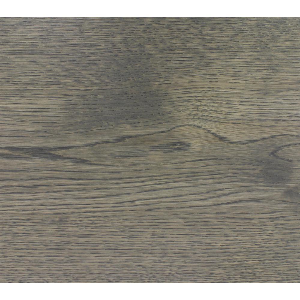 Take Home Sample-Classic Hardwoods White Oak Biscayne Engineered Hardwood Flooring -7.5 in. x 8.5 in.