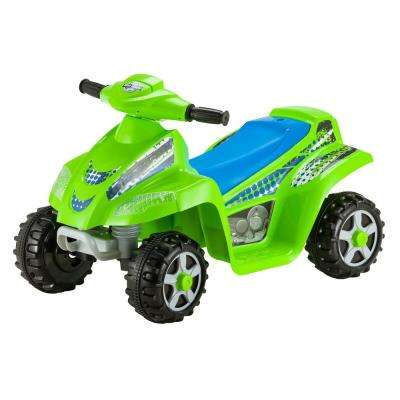 Toddler Quad in Green