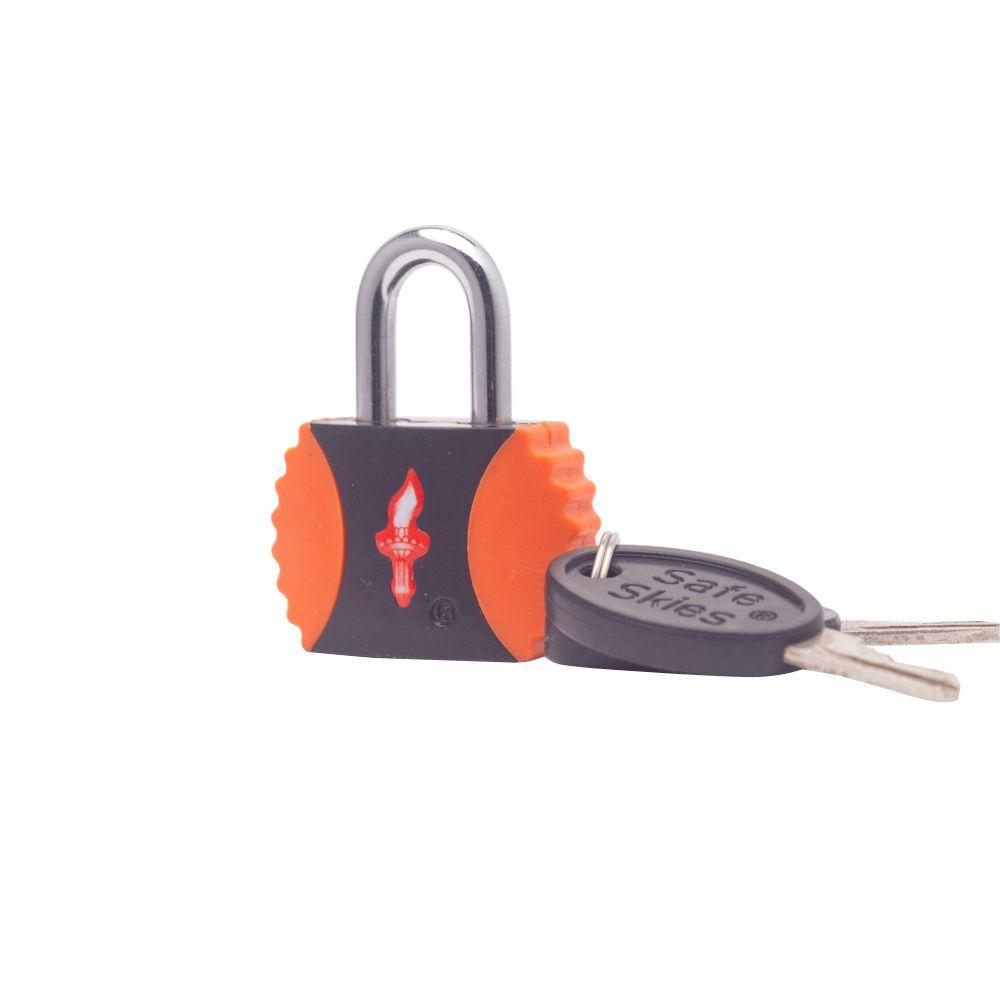 Safe Skies PPR TSA-Accepted Padlock-DISCONTINUED