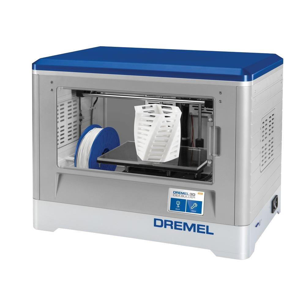 Dremel Digilab 3D20 Idea Builder 3D Printer for Hobbyists and Home Users