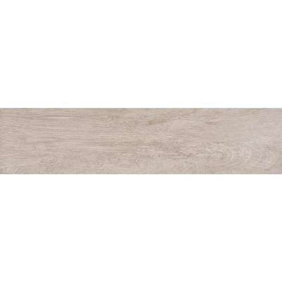 Capel Ash 6 in. x 24 in. Glazed Ceramic Floor and Wall Tile (17 sq. ft./case)