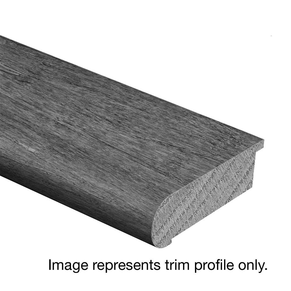 Coffee Bean Hickory 3/4 in. Thick x 2-3/4 in. Wide x