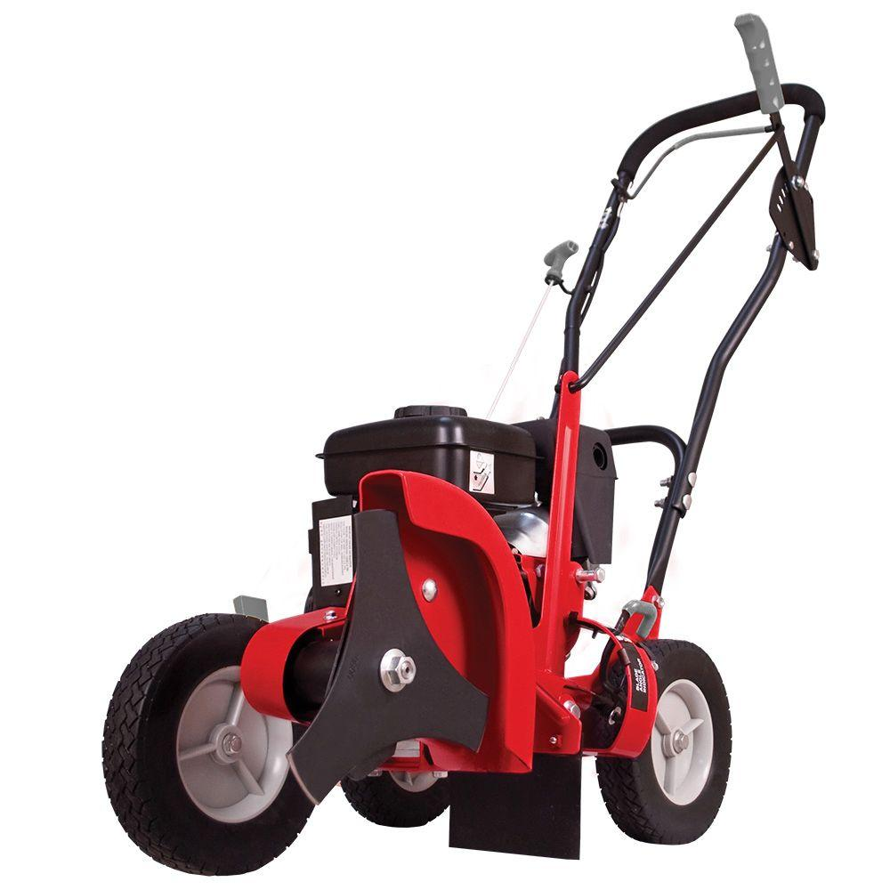 Amazon.com : Truper 32100 Tru Tough Rotary Lawn Edger with Dual ...