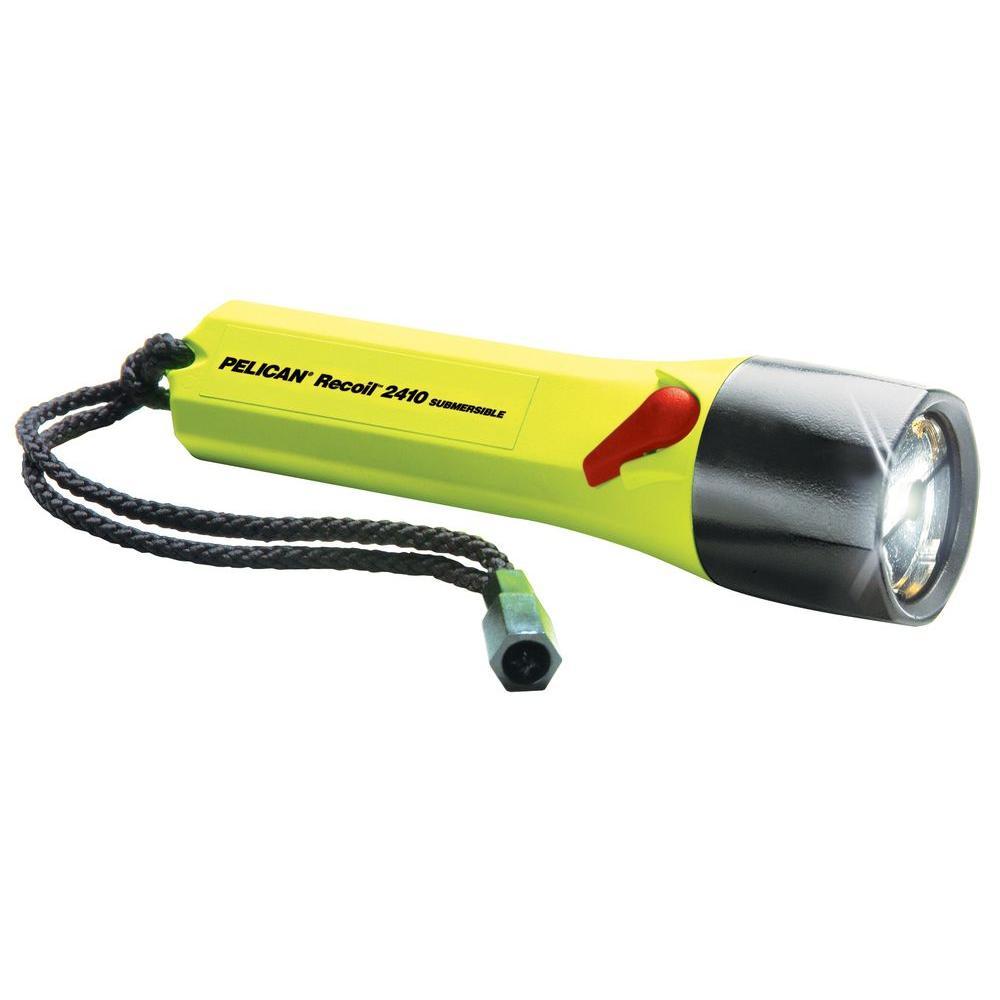 Petra 2410 Stealthlite 4AA LED Flashlight -DISCONTINUED