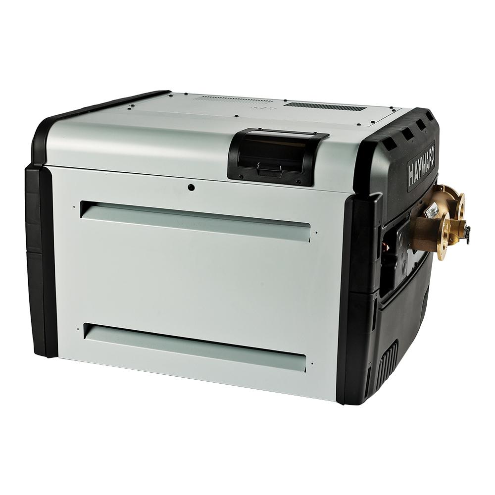 Hayward H-Series 400,000 Universal Propane Gas Commercial Pool and Spa Heater