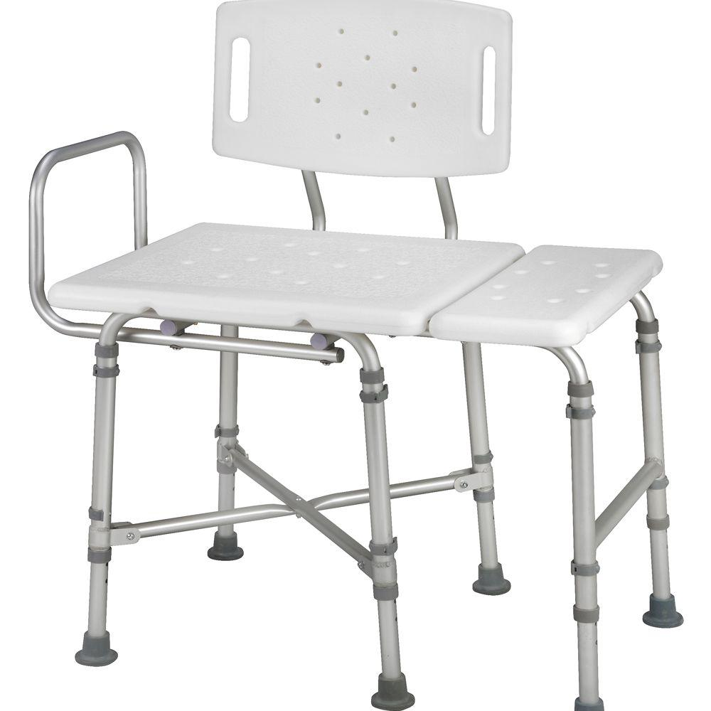 HealthSmart Bariatric Transfer Bench