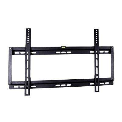 Fixed Low Profile TV Mount Wall Mount for 32 in. - 65 in. Flat Panel TVs