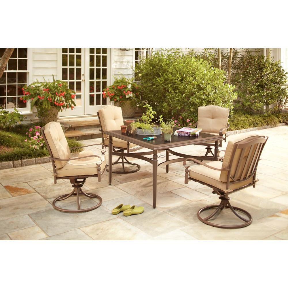 Hampton Bay Patio Furniture Cushions Home Depot Icamblog