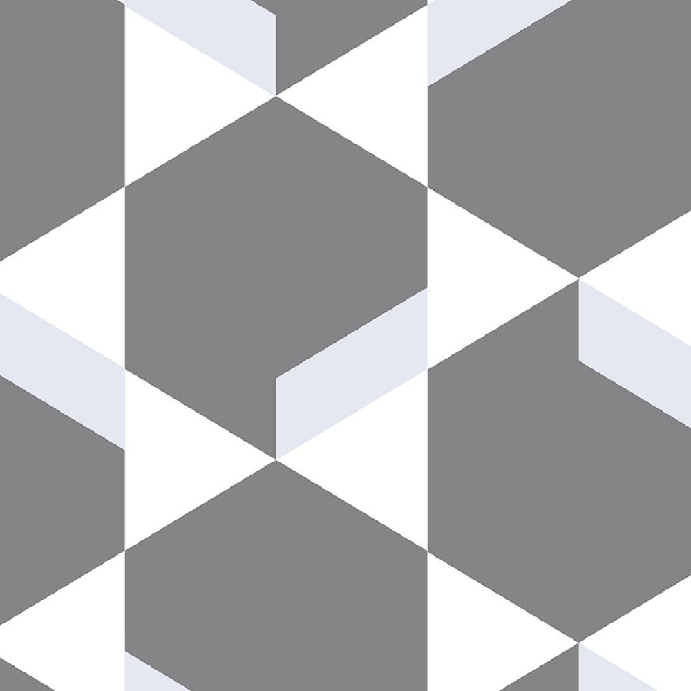 Madison Avenue Grey 13.2 ft. x 100 lin. ft. Full Roll Residential Vinyl Sheet Flooring