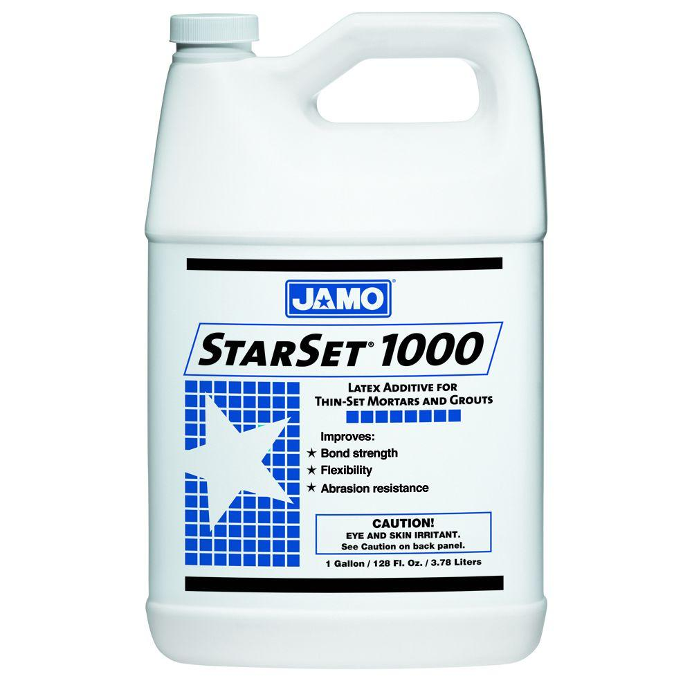 Jamo Star Set 1000 Latex Additive 1 Gal.