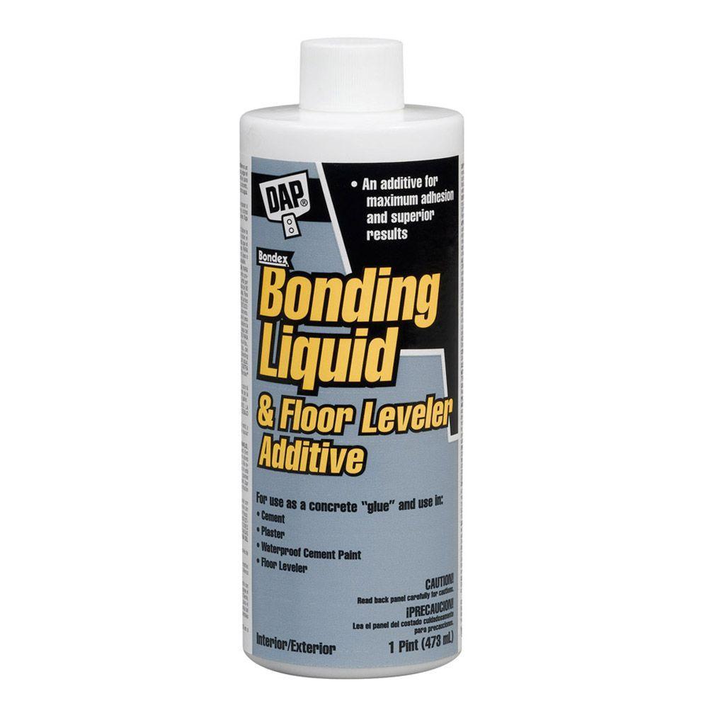 DAP 16 fl. oz. Gray Bonding Liquid and Floor Leveler Additive