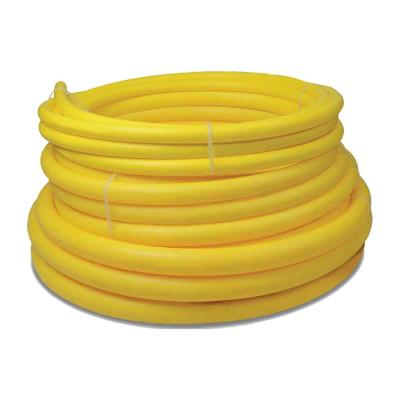 Home Flex 3 4 In Ips X 100 Ft Dr 11 Underground Yellow Polyethylene Gas Pipe 19 0711100 The Home Depot