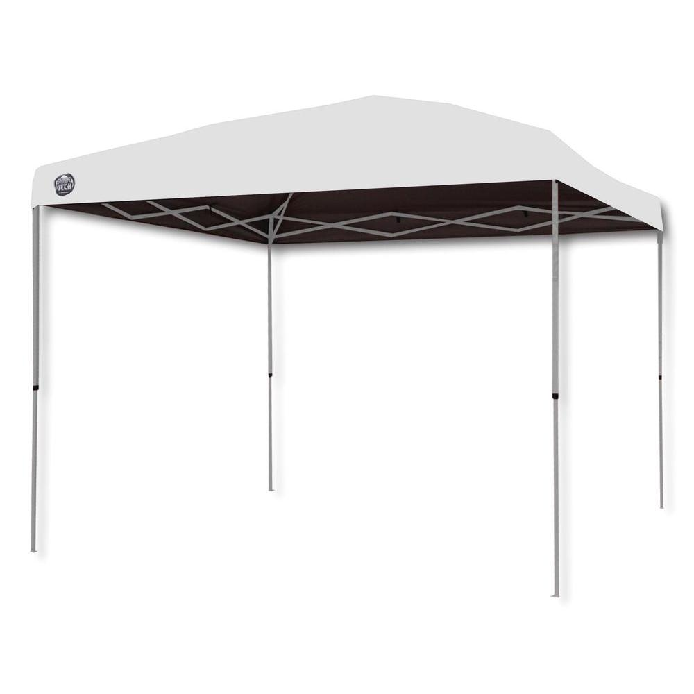 Shade Tech 8 ft. x 8 ft. White Straight Leg Instant Canopy  sc 1 st  Home Depot & Shade Tech 8 ft. x 8 ft. White Straight Leg Instant Canopy-161634 ...