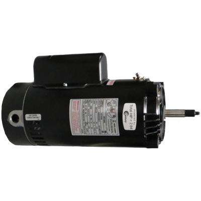 2 HP Single Speed Full Rate Motor Replacement Motor