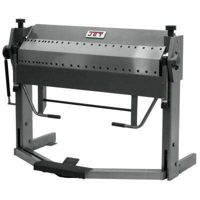 PBF-1650D 16-Gauge x 50 in. Dual Sided Box and Pan with Foot Break