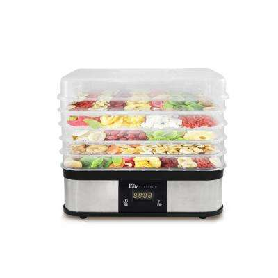Digital Food Dehydrator, Stainless Steel