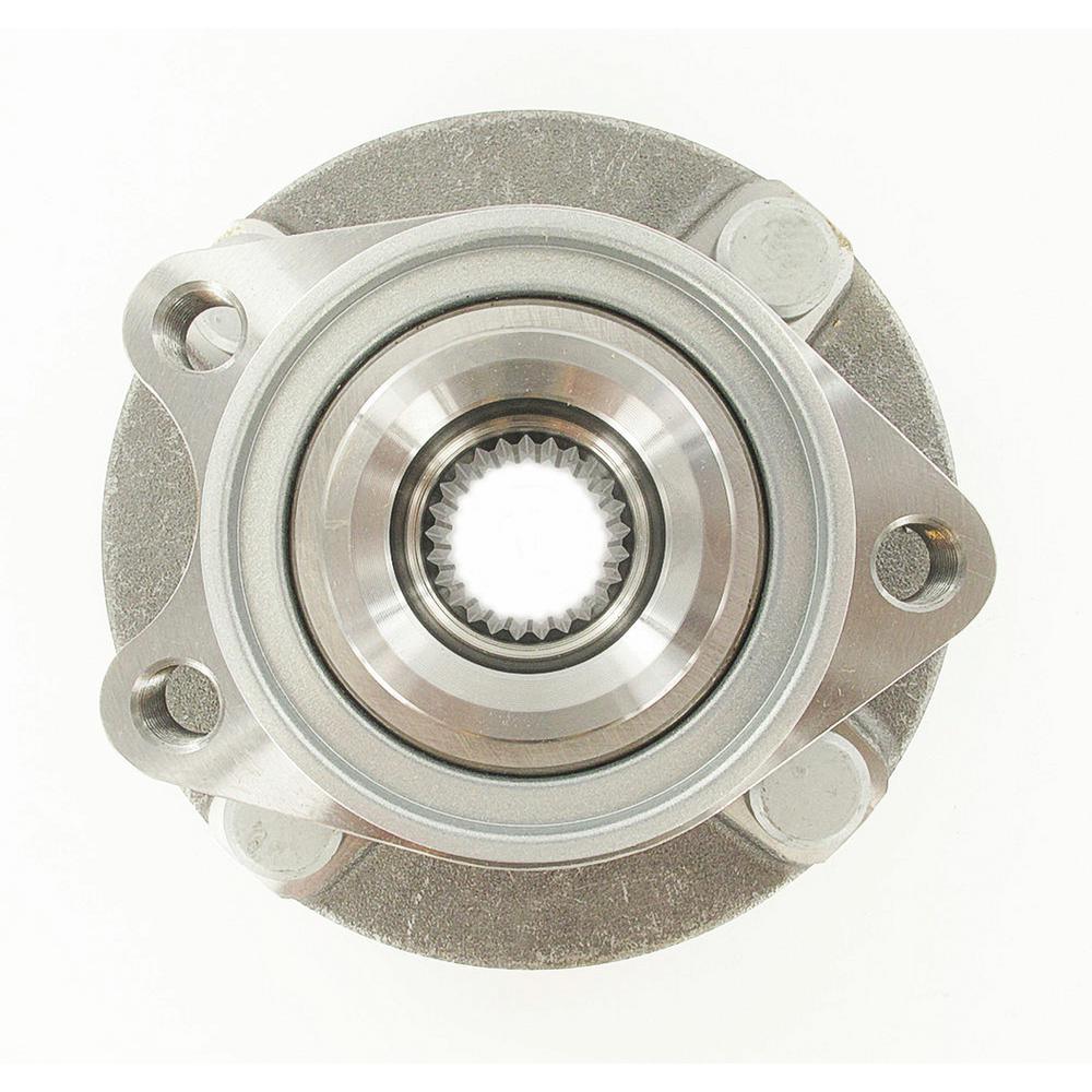 SKF Front Wheel Bearing and Hub Assembly fits 2007-2014 Nissan Tiida Versa