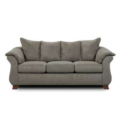 Payton Sensations Grey Queen Sleeper Sofa
