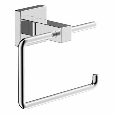 Duro Wall-Mounted Toilet Paper Holder in Polished Chrome