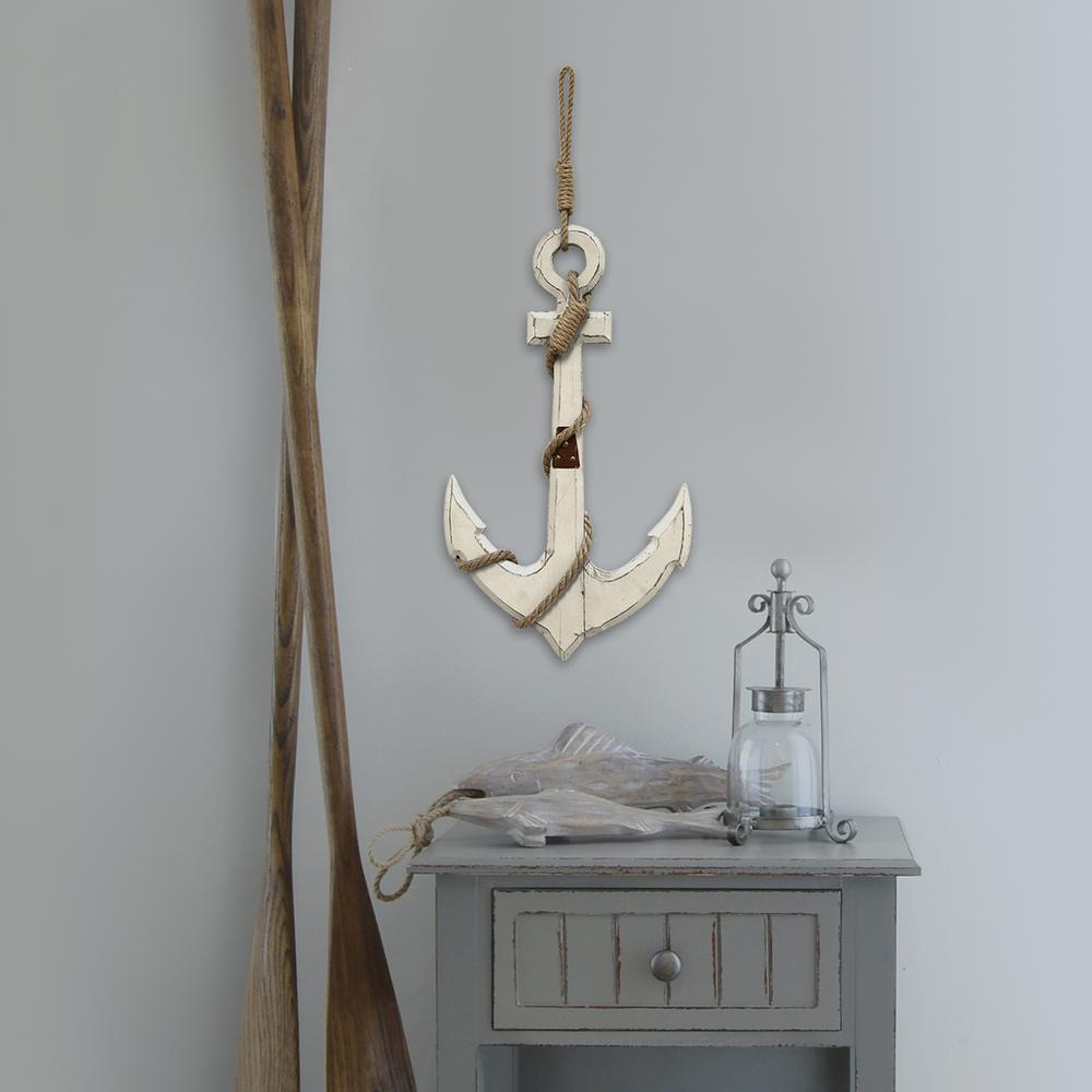 Stratton home decor stratton home decor nautical anchor for Stratton house