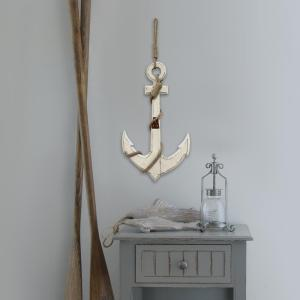 Stratton Home Decor Stratton Home Decor Nautical Anchor Wall Decor by Stratton Home Decor
